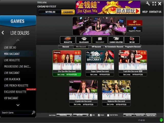 play roulette online malaysia