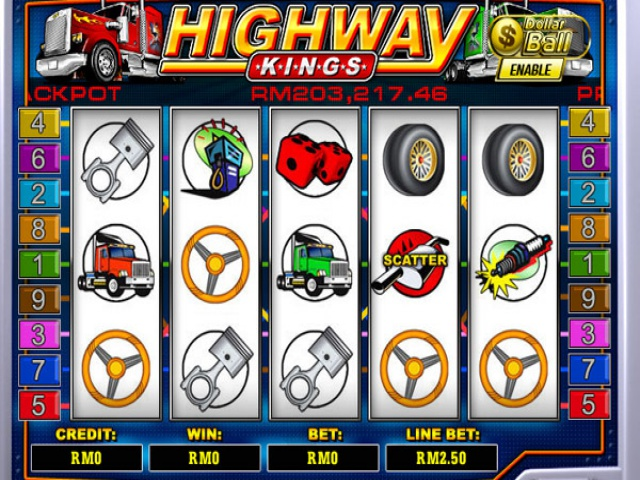 Highway Kings Slot Game Review