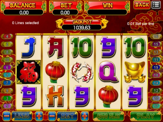 Dragon4d Slot